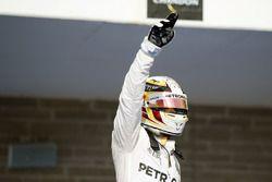 Platz 1: Lewis Hamilton, Mercedes AMG F1