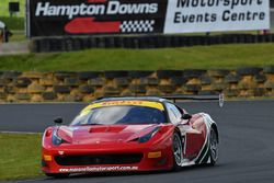 #8 Maranello Motorsport Ferrari 458 GT3: Cameron McConville, Adrian Dietz