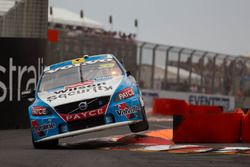 Scott McLaughlin, David Wall, Garry Rogers Motorsport Volvo