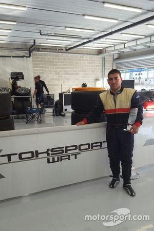#182 Porsche 991 GT3, Toksport WRT, Ayhancan Güven