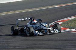 Pedro Piquet Van Amersfoort Racing, Dallara F312 - Mercedes-Benz