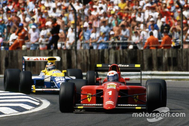 1990年:アラン・プロスト(フェラーリ)
