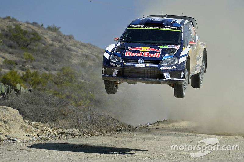 #2: Jari-Matti Latvala und Miikka Anttila (Volkswagen Polo WRC)