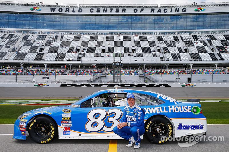#83 Michael Waltrip (BK-Toyota)