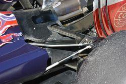 Scuderia Toro Rosso STR11 arka detay