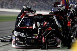 Arrêt aux stands pour Austin Dillon, Richard Childress Racing Chevrolet
