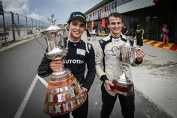 Winner Pedro Piquet, second place James Munro