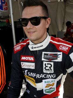#37 SMP Racing BR01 Nissan : Mikhail Aleshin