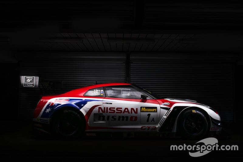 Nissan Motorsport launch at Phillip Island