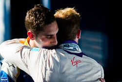 Sébastien Buemi, Renault e.Dams et Sam Bird, DS Virgin Racing Formula E Team