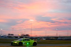 Ник Джонссон, Пьер Каффер, Кристофер Хаасе и Трейси Крон, #45 Flying Lizard Motorsports Audi R8 LMS