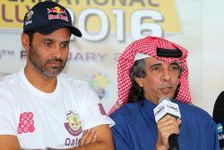 محمد بن سعد المريخي مع ناصر العطية