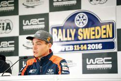 Хайден Пэддон, Hyundai Motorsport