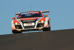 #9 Melbourne Performance Centre Audi R8 LMS Ultra: Marc Cini, Mark Eddy, Christer Joens