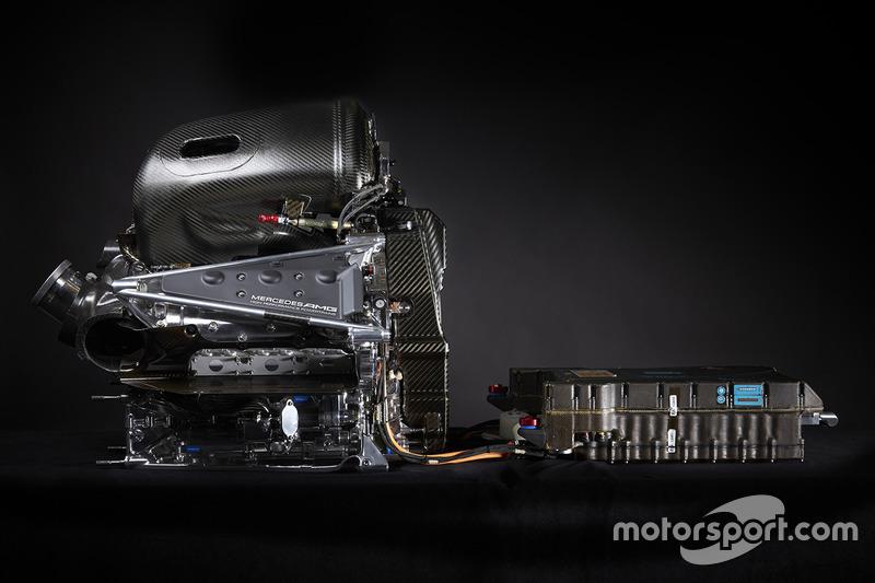 Motor Mercedes AMG F1 W06 Mercedes PU106-Type Hybrid