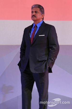 Anand Mahindra, Vorsitzender Mahindra Group