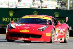 #71 Ferrari de Québec Ferrari 458: Patrice Brisebois