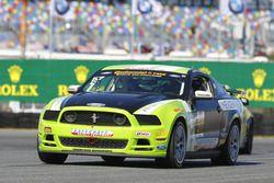 #57 Racers Edge Motorsports Mustang Boss 302R: Michael Lira, Cameron Maugeri
