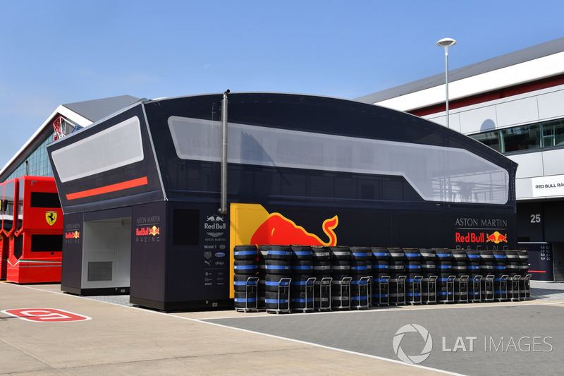 Centro dell'ingegneria Red Bull Racing