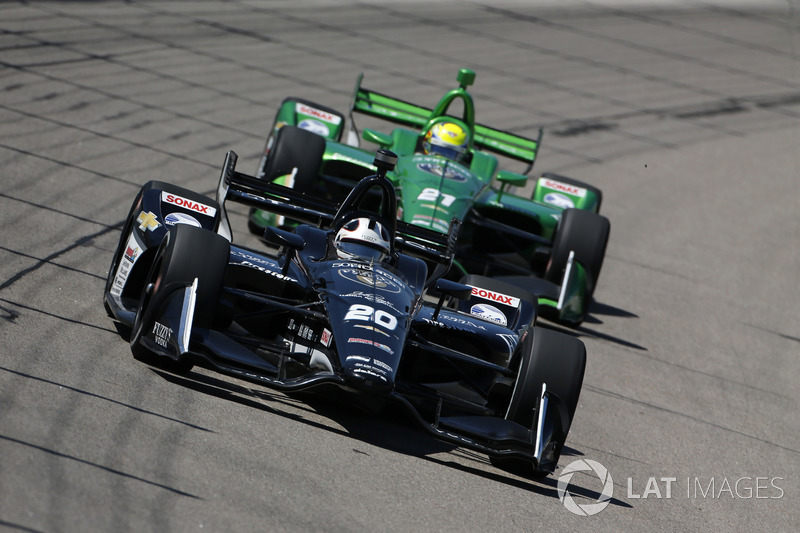 Ed Carpenter Racing (Chevrolet)