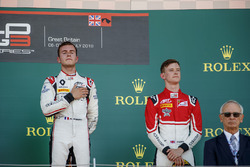 Anthoine Hubert, ART Grand Prix, Callum Ilott, ART Grand Prix