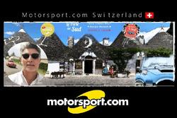 Lorenzo Senna témoignage de l'événement Le Perle del Sud
