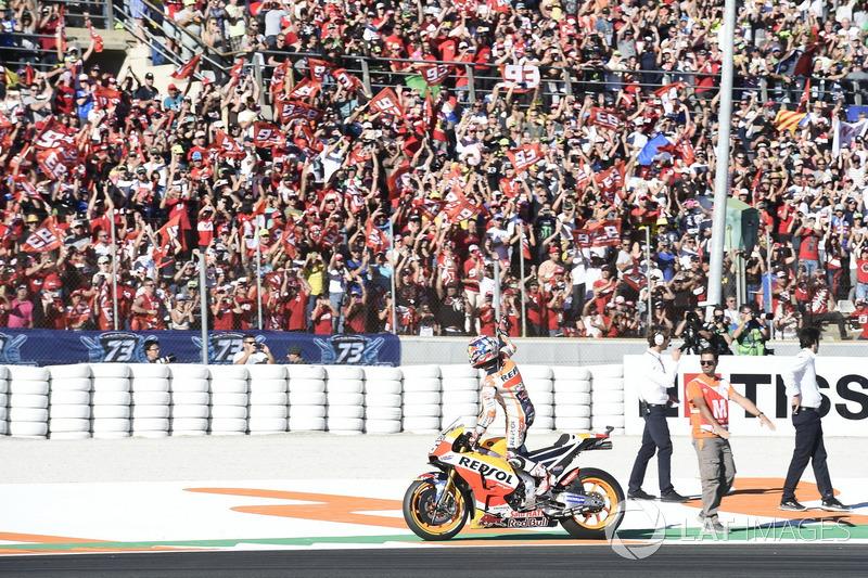 Plus grand nombre de victoires MotoGP : 4