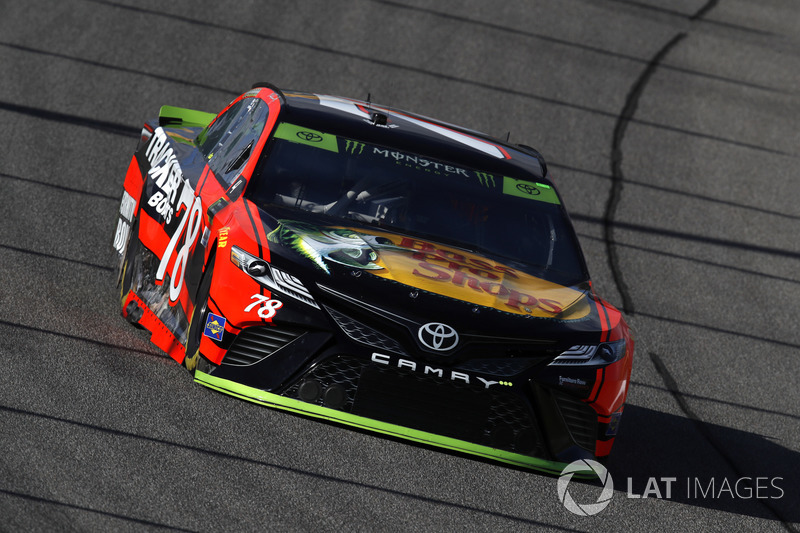 2017: Martin Truex Jr., Furniture Row Racing Toyota