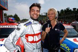Il vincitore Gabriele Torelli, MINI Milano by Progetto E20