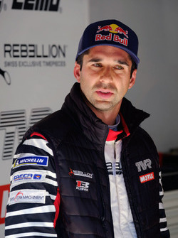 #1 Rebellion Racing Rebellion R-13: Neel Jani