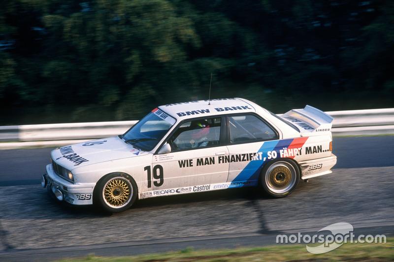 1990: Heger/Winkelhock/Schmickler - BMW M3