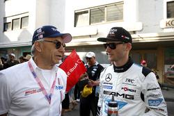 Peter Mücke, #4 Mercedes-AMG Team Black Falcon Mercedes-AMG GT3: Maro Engel