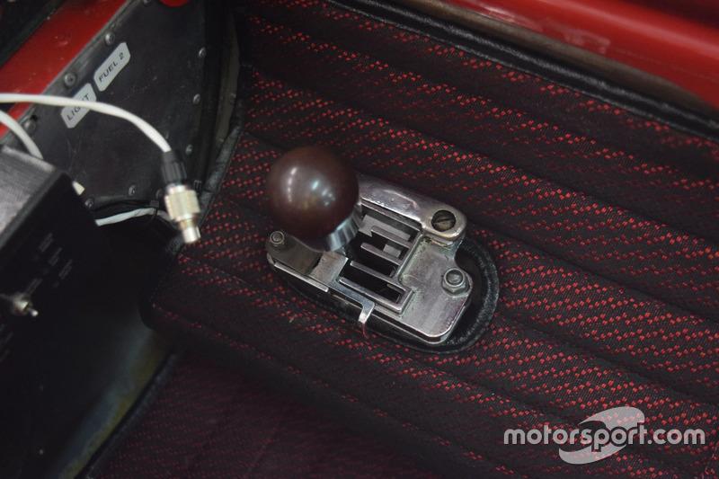 Селектор коробки передач Ferrari 312B