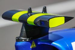 Pascal Wehrlein, Sauber C36 detail