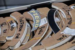 Pirelli tyre stickers