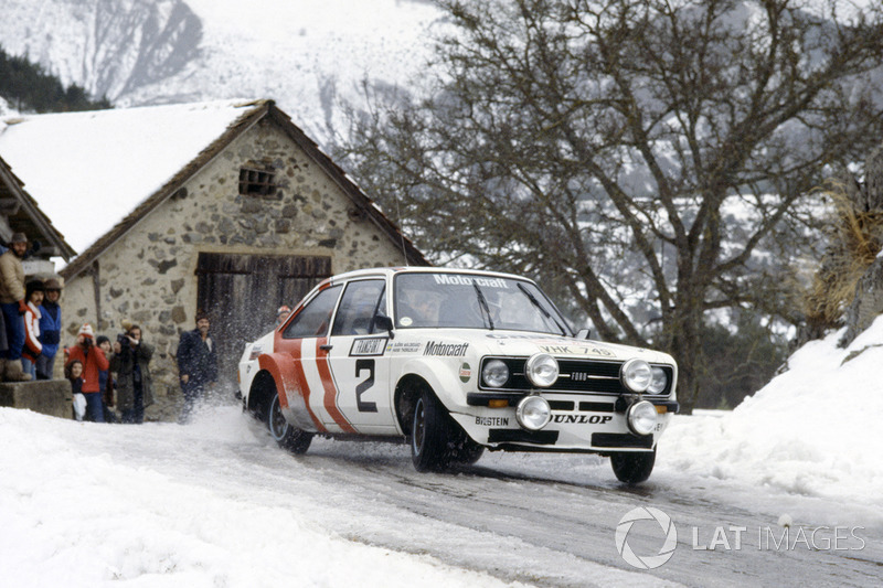 1979: Bjorn Waldegard, Ford Escort RS