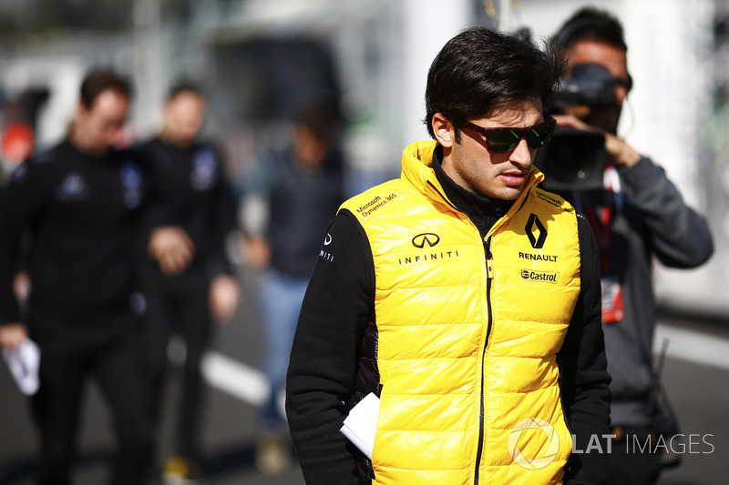 Карлос Сайнс – переходом в Renault