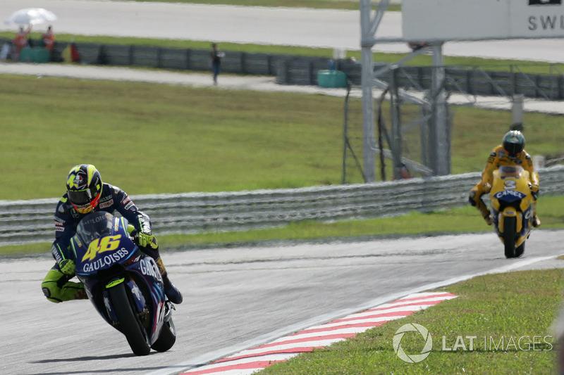 2004 : Valentino Rossi (Gauloises Fortuna Yamaha)