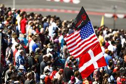Болельщики Haas F1 Team