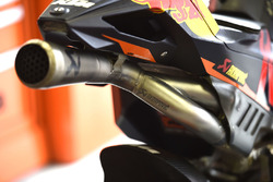 Выхлопная труба мотоцикла Red Bull KTM Factory Racing