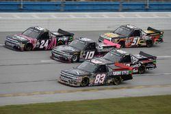 Spencer Boyd, Chevrolet, Noah Gragson, Kyle Busch Motorsports Toyota, Jennifer Jo Cobb, Jennifer Jo