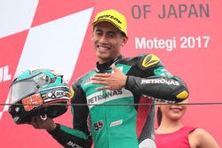 Tercero: Hafizh Syahrin, Petronas Raceline Malaysia