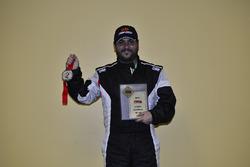 FARA MP1B Enduro Runner-Up Lino Fayen of Formula Motorsport