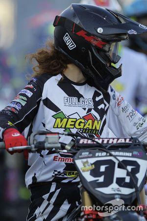 Floriana Parrini, Honda