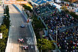 Edoardo Mortara, Venturi Formula E, Felix Rosenqvist, Mahindra Racing, Luca Filippi, NIO Formula E T
