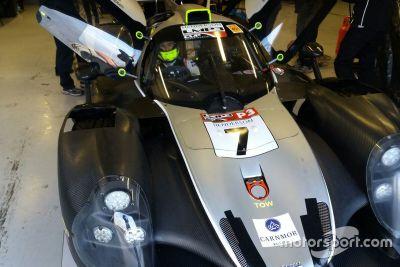 T-Sport Racing, test di novembre