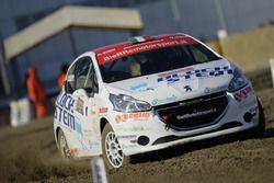 Francesco Montagna, Peugeot 208 R2B