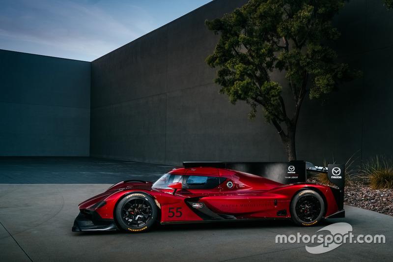 Mazda Motorsports Team Joest RT24-P