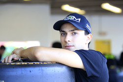 #9 Onroak Automotive Ligier LMP2: Luis Felipe Derani