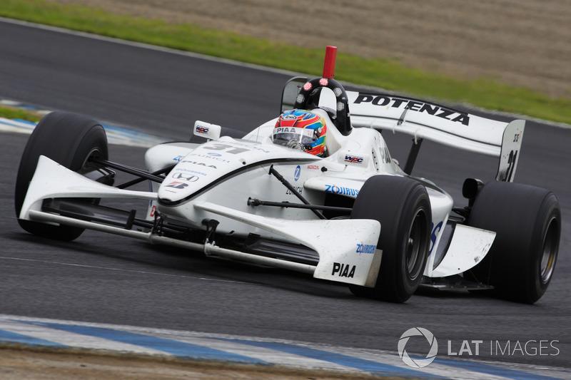 2009 Loic Duval, Nakajima Racing
